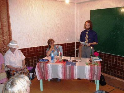Встреча в клубе Созвучие с поэтами Севастополя