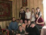 Встреча с родственниками (семья тетки), май 2009 г.