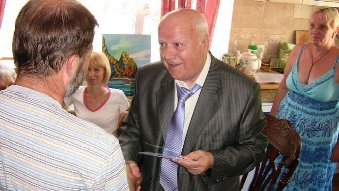 Интервью с В. А. Ткаченко, президентом МАБЭТ